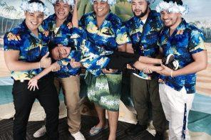Matching Hawaiian Shirts