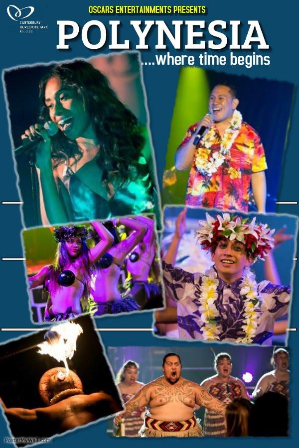 Oscars Entertainment - Matching Hawaiian Clothing