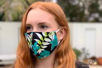 Cotton Face Mask Reusable Washable